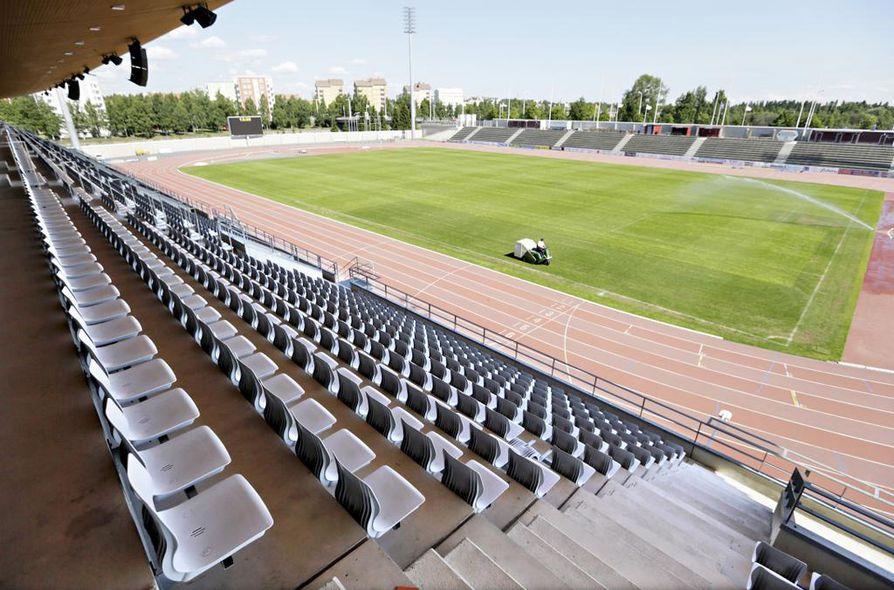 Raatin stadionilla nähdään torstaina Eurooppa-liigan karsintaottelu VPS-AIK.
