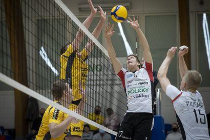 Kaleva Live: Kauden parasta peliään esittänyt Etta aiheutti Savo Volleylle kauden ensimmäisen erätappion, sarjakärki näytti kuitenkin rutiininsa – katso tallenne ottelusta
