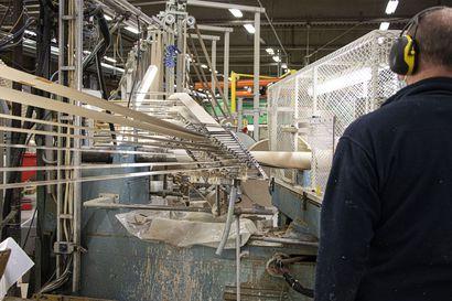 Kierrehylsyjen valmistus Ruukissa loppuu – vähäksi käynyt tuotanto siirtyy muualle