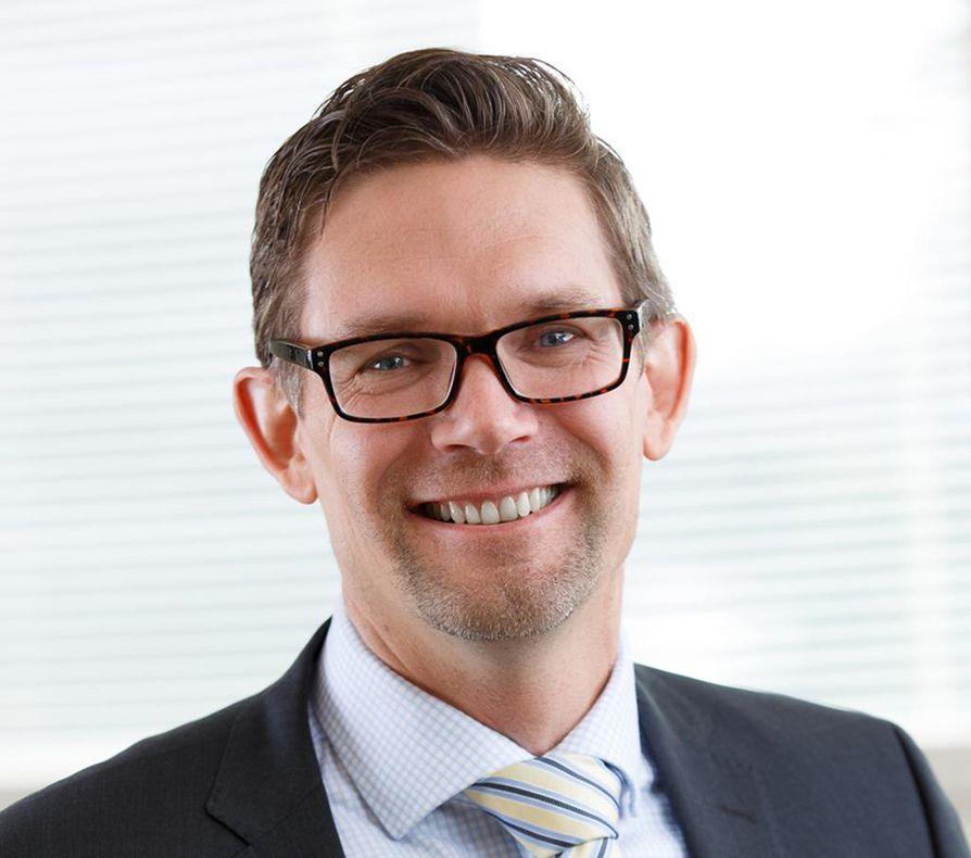 Jonas Liimatta on työskennellyt Pohjois-Pohjanmaan ely-keskuksessa vuodesta 2014 asti.