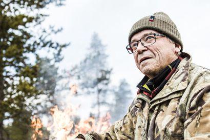 Inarilainen yrittäjä Teuvo Katajamaa on kuollut