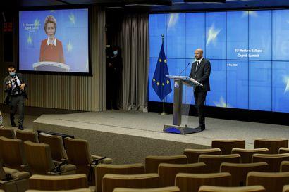 """EU-maiden johtajat kokoustavat elvytyspaketista – Euroopan parlamentin puheenjohtaja: """"ketään ei pitäisi jättää jälkeen"""""""
