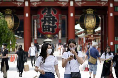 Olympialaiset pelottavat Tokion asukkaita, joista puolet ei haluaisi kisoja ensi kesälle
