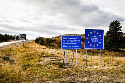 Rajaliikenne avataan Näätämön kautta Norjan suuntaan – Raja on ollut avoinna vain Suomeen suuntautuvalle liikenteelle