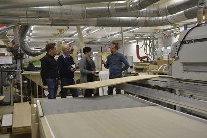 Puualan yrittäjät etsivät uusia tehostamiskohteita lean-ajattelun avulla – Koillismaan metsä- ja puutoimialaa kehitetään nyt useamman hankkeen toimin