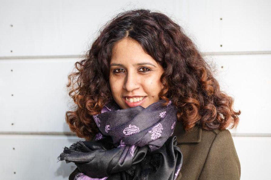 Priyanka Soodin kotikaupungin Shimlan ja Oulun asukkailla on samoja piirteitä. Molemmat kunnioittavat luontoa ja ovat hieman varautuneita, Priyanka Sood vertailee.