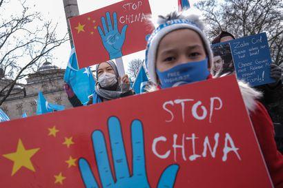 """Hongkongilaislehti: Stora Enso kuskaa sellua ihmisoikeuksia polkevaan Kiinan Xinjiangiin – """"Olemme erittäin huolissamme raporteista"""""""