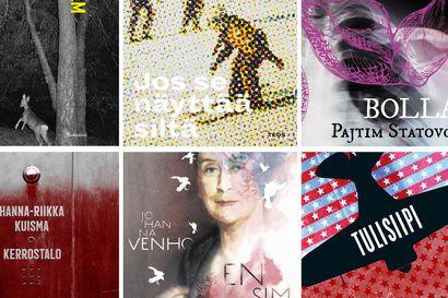 Kerrostalobunkkereita ja Kosovon sotaa runollisella kierteellä – Nämä kuusi romaania kilpailevat Finlandia-palkinnosta
