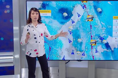 Lumipyry riepottelee pahiten maan etelä- ja keskiosaa – lunta tulee monta päivää
