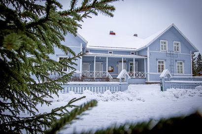 Sinisen talon tarjoukset käsittelyyn huhtikuussa – taloon on ideoitu muun muassa matkailu- ja yrityskäyttöä