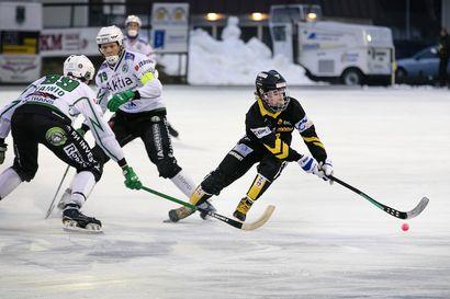 LRK:n Joonas Hiltunen nuorten MM-jääpalloon