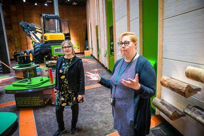 Rovaniemen Pilke kokoaa metsäalan toimijat yhteen – siirrettävistä seinistä helposti uusia huoneita