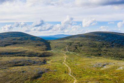 Lapin kansallispuistoissa erittäin vilkas kesä, ennätysvuosi suli keväällä koronaan