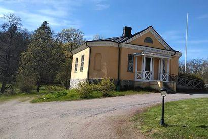 Brinkhallin kartano   Turku,  Kakskerta