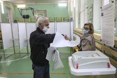 """Ulkoministeri Pekka Haavisto: Venäjän vaaleihin valmistautumisessa huolestuttavia piirteitä –""""Navalnyin tapaus on räikein esimerkki"""""""