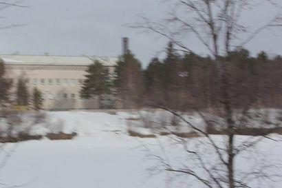 Tulvavalli nousee Ivalossa