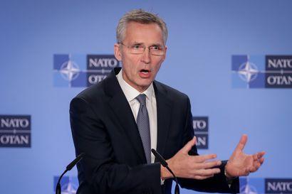 Nato keskeyttää koulutusoperaatiot Irakissa – Sotilasliitto vaatii Irania pidättäytymään väkivaltaisuuksista jatkossa