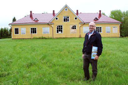 Herra Huun talo kunnostettava