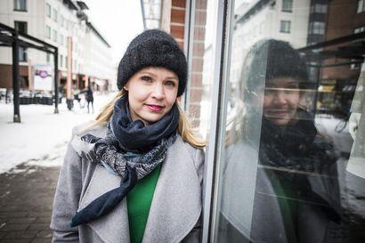 Sara Seppänen kunnallisvaaleihin perussuomalaisten listalta
