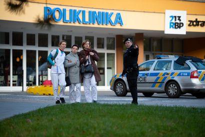 Kuusi kuollut ammuskelussa tshekkiläisessä sairaalassa