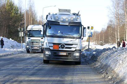 Sahansaarenkadun liikennesuunnitelmia voidaan joutua karsimaan Kemissä hinta-arvion noustua