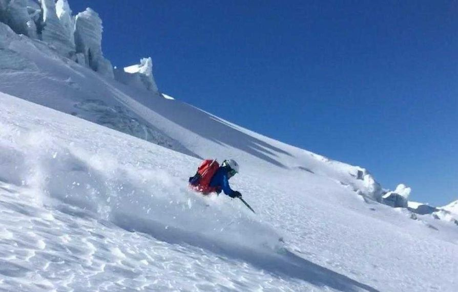 Skier's Haute Routella saa laskea sydämensä kyllyydestä.