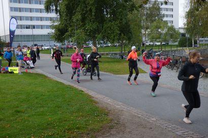 Pokkinen Parkrun innostaa ihmisiä liikkumaan iloisesti rennommalla tavalla kuin tavallisissa juoksutapahtumissa