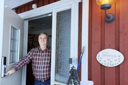 Sven-Erik Bucht on Pohjoismaiden rajaesteneuvoston uusi jäsen