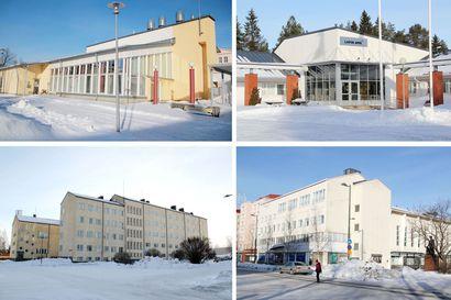 Lapin AMK keskitti Kemin toimintansa yhteen paikkaan kampusalueelle – oppilaitos laittoi neljä rakennustaan myyntiin