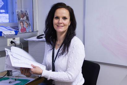 Siikalatvan hyvinvointi- ja viestintäpäälliköksi valittiin Kaisa Louet-Similä