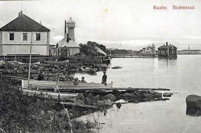 Pikkulahti oli ennen vanhaan Raahen kaupunkielämän keskus –katso hurmaavat vanhat kuvat
