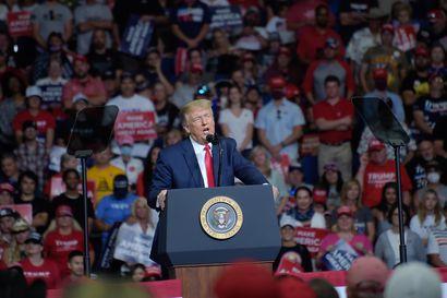 Paljastuskirjan Trumpista kirjoittanut Bolton: Toivon, että hänestä tulee yhden kauden presidentti