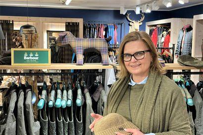Vaatekauppaa kohdennetusti – Vaatteiden kivijalkamyymälät Koillismaalla voivat pääosin hyvin