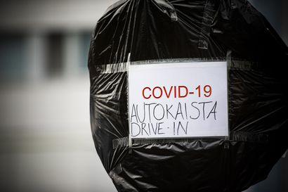 Uudenvuoden yksityistilaisuuksissa todettiin kaksi joukkoaltistusta Oulussa – THL: koko maassa 147 uutta tartuntaa
