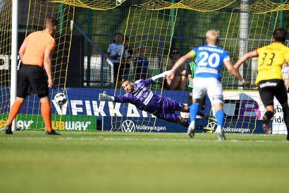 """RoPS vaisuna Espoossa, FC Honka vei voiton pilkkumaalilla: – """"Soisi jätkille enemmän pisteitä, sillä he ovat tehneet paljon töitä"""""""