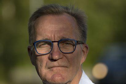 """""""Nyt puhutaan aivan liikaa eläkeiän nostamisesta"""" – Kuusamolaissyntyinen, juuri arvonimen saanut rahoitusneuvos Reijo Tauriainen haluaa keskustelua siitä, miten nuoret saataisiin koulutettua ja töihin"""