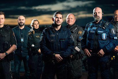 Uusi reality-sarja Ahvenanmaalta saa potkua verisestä miehestä ja humalaisesta konemestarista