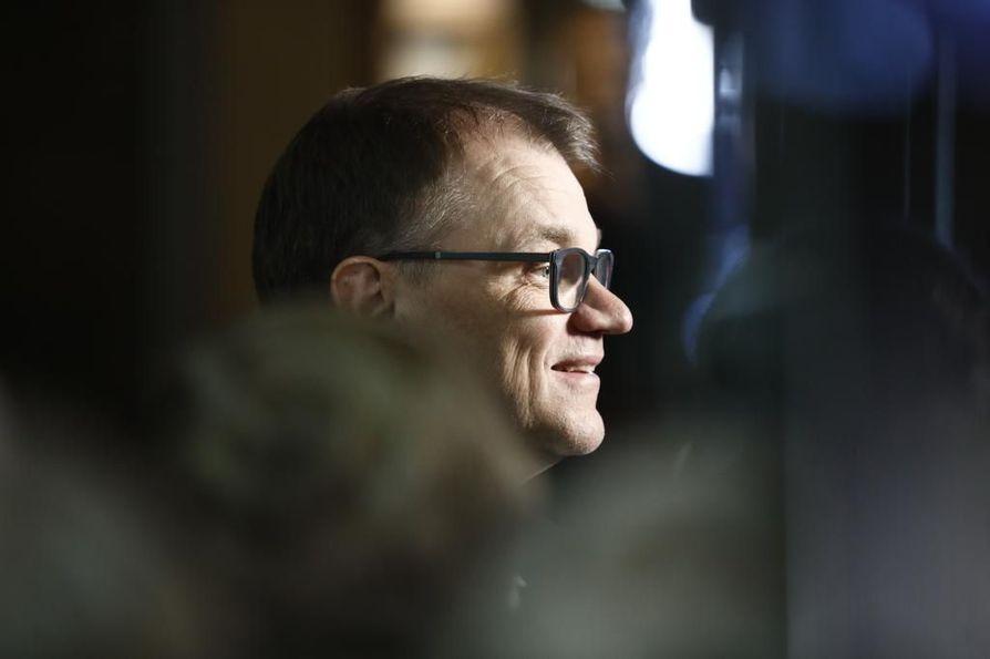 Keskustan kannatuksesta enää 10,7 prosenttia tulee Helsingistä ja muualta Uudeltamaalta, kun vielä neljä vuotta sitten, Juha Sipilän hallituksen aikaan, osuus oli 14,3 prosenttia.
