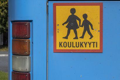 Posiolla koululaisia alkaa kuljettaa myös hämeenlinnalainen Vekka – auto tulee etelästä, kuljettaja palkataan Posiolta
