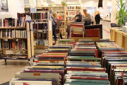 Omatoimikirjasto tuo lisää lainaus- ja palautusaikaa Oulaisissa