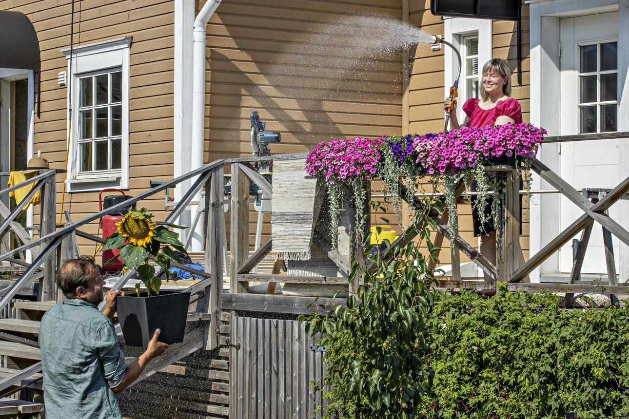 Raahessa vahvaa tahtoa kehittää Vanhasta Raahesta Vanhan Rauman veroinen matkailukohde