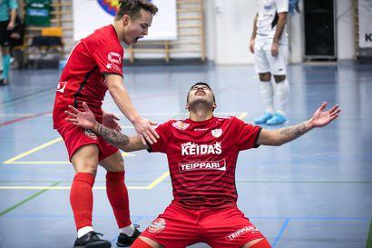 FC Kemi hukkasi etsikkoaikansa ja voittoputki katkesi