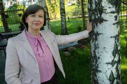 Kaisa Hietala innostui ilmastoasioista Oulun yliopistossa ja istuu nyt öljyjätti ExxonMobilen hallituksessa  – lue, kuka on Ranualta maailmalle ponnistanut huippuosaaja