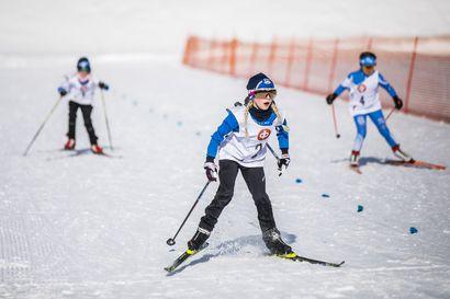 Musti Cupissa hiihdetään kahden kisan päiviä - startti joulukuussa Kemin Tykkikisoista