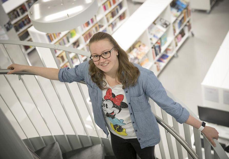 Kastellin koulun Henna Hökän novelli eteni valtakunnalliseen loppukilpailuun.
