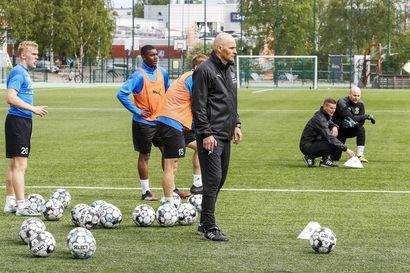 RoPS kohtasi AC Oulun harjoitusottelussa Heinäpään tekonurmella – katso ottelutallenne tästä