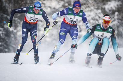 Ski Tour käynnistyy Östersundista – Perttu Hyvärinen jää kotiin sairastumisen vuoksi