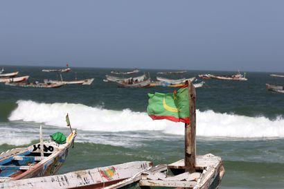 Kymmeniä siirtolaisia kuoli laivaturmassa Mauritanian edustalla