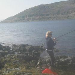 Isot kalat karkaavat aina