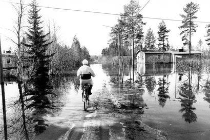 Kuka tunnistaa: missä tulvii ja kuka ajaa pyörällä?